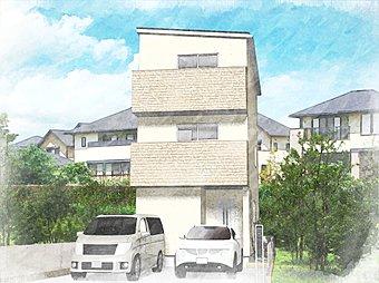 【土地建物セット価格4,580万円税込】フリープランで間取を考えられるので、ライフスタイルに合わせたお家が建築可能!