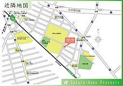 セルファ堺向陵東町:交通図
