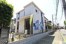西東京市栄町1丁目・南東・北西側が道路に面した開放感ある立地