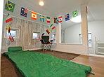 4号棟 完成予想図 ご家族のライフスタイルに合わせて変化する2階の洋室。