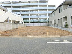 【北浦和駅徒歩7分】 南6m道路 建築条件なし売地 の外観