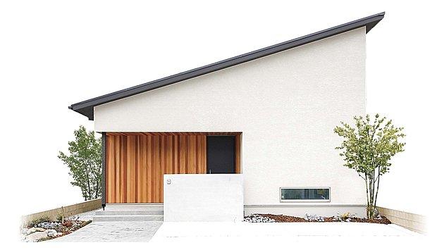 【【良野モデルハウス】】「光」や「風」を上手に取り入れた四季を通じて心地良く暮らせる空間。人にも環境にも優しい住まい。
