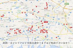 姫路駅車で約16分―SmileTown広峰小学校前II:案内図