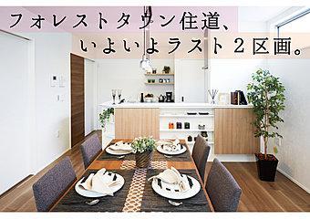 1号地モデルハウスは、収納充実でデザイン性も高いモデルハウスです。