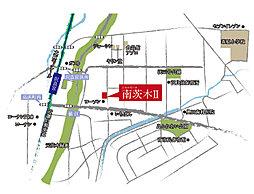 シエルセーヌ南茨木2 ~土地建物3790万円より~:案内図