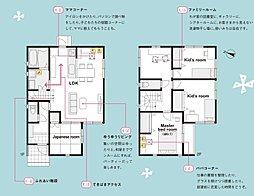 【建物プラン例...