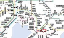Smart Village 寒川町3:交通図