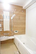 バスルーム施工例(実際の間取り・色とは異なります)