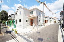 カースペース2台駐車可能【青梅市今井 新築一戸建】