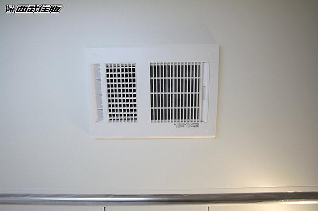 【【浴室換気乾燥暖房機】】カビ防止や、雨天時の洗濯物の干し場所に困ったときに役立つ浴室乾燥機。また暖房機で冬の気温差によるヒートショックの予防にもつながります。寒い季節、浴室が暖かいと嬉しいですよね!