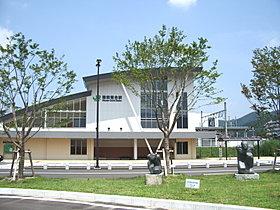 JR仙山線「陸前落合」駅