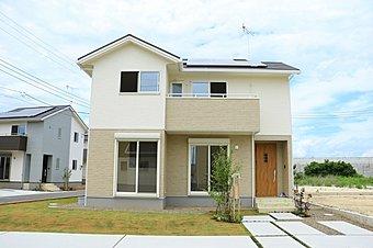 ■区画NO.11 南西の角地の住宅なので、陽当たりの良い家を!とお考えのかたにおすすめです。