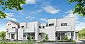 性能と品質の頂点へ オークラホーム田口2【条件付宅地】全21区画の街並み