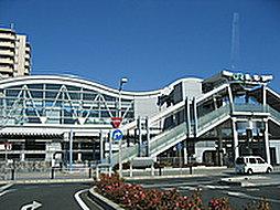 JR赤塚駅まで...