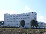 浦川会勝田病院まで700m(徒歩9分)外科/内科/整形外科を始めとする12の診療項目で、町の健康を守ります。土曜日も診療。