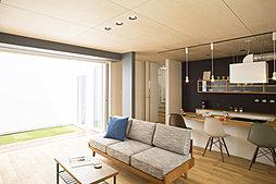 常磐小まで徒歩3分。自然素材を使用したデザイナーズ住宅・上水戸