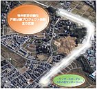 駅チカ、大型商業施設徒歩圏内、小中学校も徒歩14分圏内の好立地です。