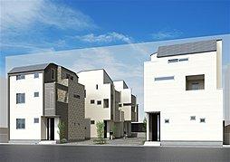 ◆「五反野」駅歩8分◆オープンライブス中央本町ガーデン