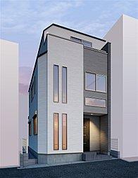 【即日現地案内受付中】駅徒歩1分の魅力的な立地の新邸です♪