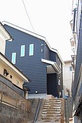 「芹が谷4丁目」3LDK二階建て新築住宅