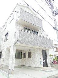 葛飾区新宿1町目【新築住宅ー全2棟】