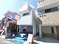 都心へのアクセスも良好♪現地・周辺ご案内します。「青井駅」徒歩11分の新築戸建て全2棟
