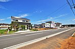 688区画のビックコミュニティー。フリープランで建築できる区画もございます。公園、遊歩道などもあり住環境良好です。