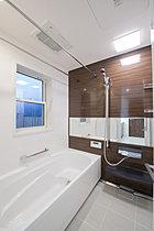 音楽を聴きながら寛げる浴室