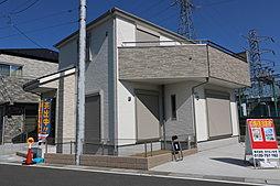 【つくばエクスプレス[三郷中央]駅徒歩9分 車庫スペース2台 4LDK 広いルーフバルコニー