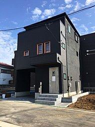 高仕様 湊町3丁目 新築戸建の外観