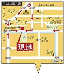 栄町1丁目 -全13区画- (総持寺駅徒歩15分):案内図