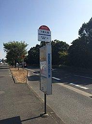 バス停まで徒歩...