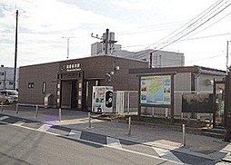JR陸前赤井駅...
