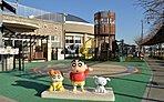【エンゼル・ドーム】約1300m(徒歩16分・車6分)★自然の中で、雨の日でも遊べる郊外型の児童センター。夏場は水広場で噴水・すぺり台も楽しめます。