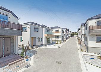 ノブレスタウン横濱磯子【夏涼しく、冬暖かい/ナイスの地震に強い家】