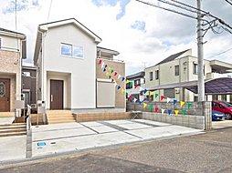 【川間駅徒歩13分】野田市岩名第3 新築一戸建て 全3棟