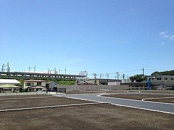 人気の長泉町で6区画の分譲です!