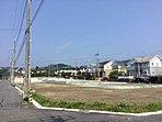 小野駅方向より現地を望む。平成29年6月23日撮影