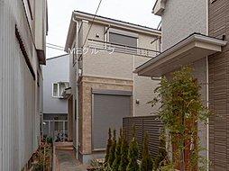 【広々パントリー付】練馬区大泉町6丁目 新築一戸建て 全2棟