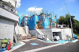JR横浜線鴨居駅徒歩17分、南ひな壇の陽光降り注ぐロケーション...