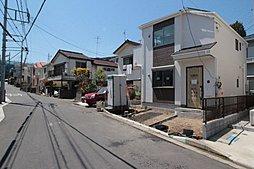 梶ヶ谷駅 新築一戸建て 土地約90m2 3LDK 2階建て 周辺は綺麗な街並み