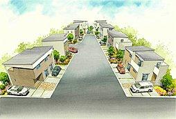 「人・環境にやさしい住まい」 エンジェルコート玉串元町の外観