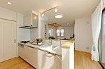 キッチン(モデルハウス)