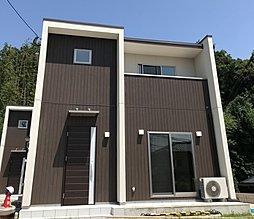 筑紫野市原田 新築分譲住宅2棟の外観