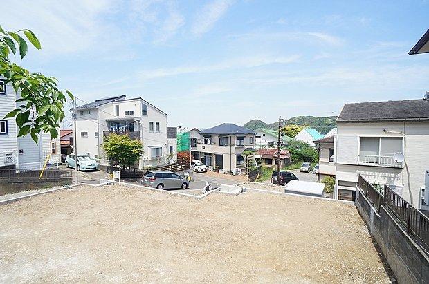 葉山町堀内 相模湾・富士山・江の島を望む、ゆとりある敷地面積36坪の眺望を愉しむスローライフ