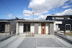 イワタ建設 笠松町長池 平屋住宅3棟 2階建住宅2棟の外観
