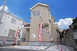 大阪市東住吉区南田辺2丁目 新築一戸建て 全3区画