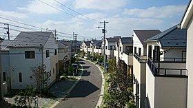 街並み 2015年10月撮影