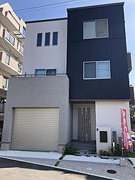 姪浜駅徒歩11分<タマタウンマリナ通り>スタイリッシュな都市型3階建て住宅