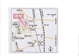 黒田北宿住宅:案内図
